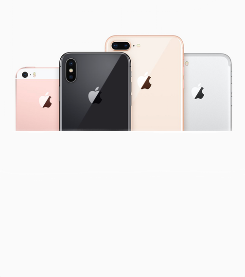 Die iPhone Generationen